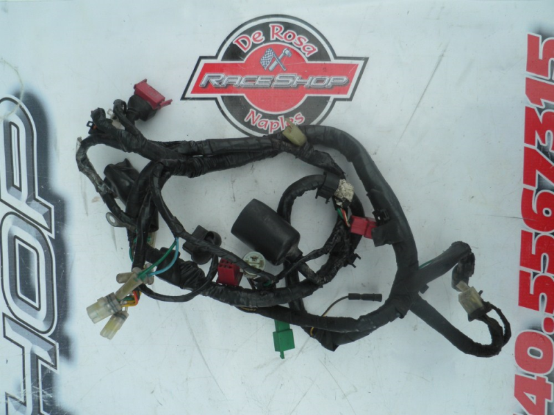 Schema Elettrico Xt 600 : Honda dominator impianto elettrico completo