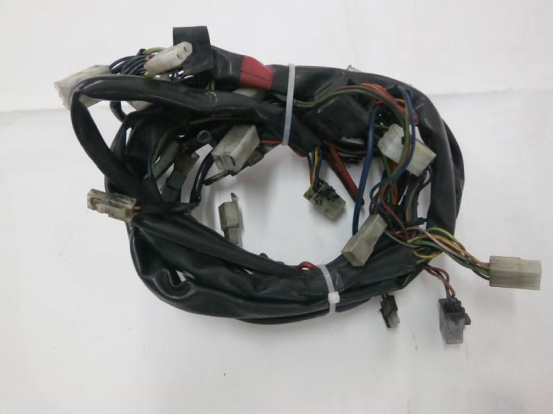 Schema Elettrico Xt 600 : Aprilia scarabeo t impianto elettrico completo
