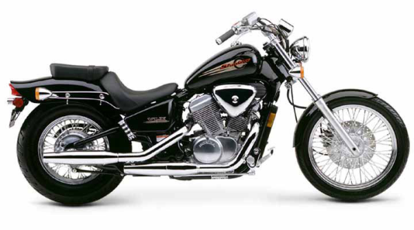 Honda vt 600 c shadow rele frecce for Honda vt 600